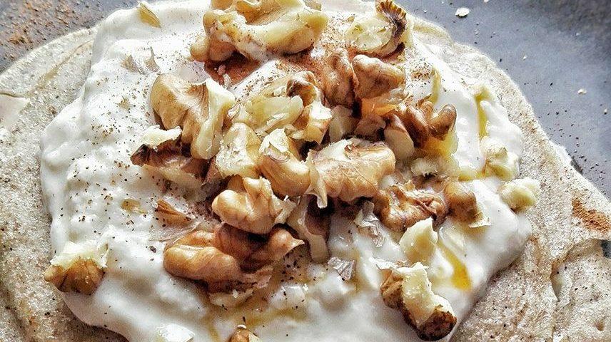 Pancake senza glutine, latte e uova